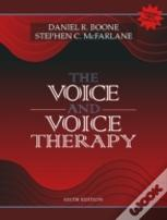 The Voice And Voice Therapy (With Free Audio Cd)