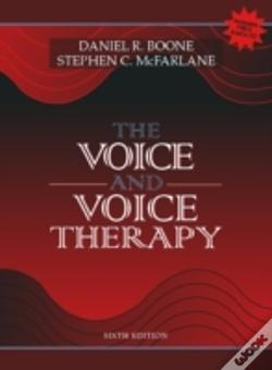 Wook.pt - The Voice And Voice Therapy (With Free Audio Cd)