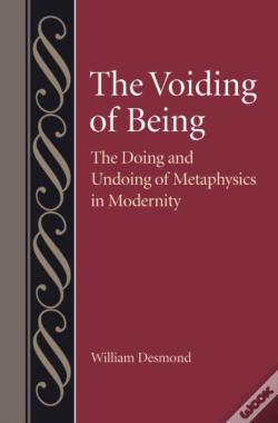 Wook.pt - The Voiding Of Being