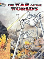 The War Of The Worlds Coloring Book