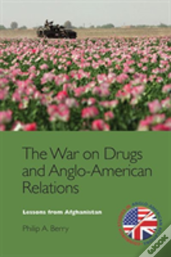 Wook.pt - The War On Drugs And Anglo American