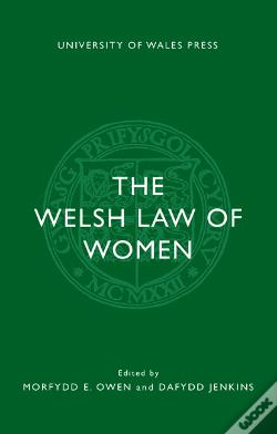 Wook.pt - The Welsh Law Of Women