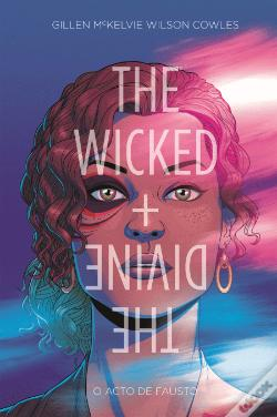 Wook.pt - The Wicked + The Divine - Volume 1