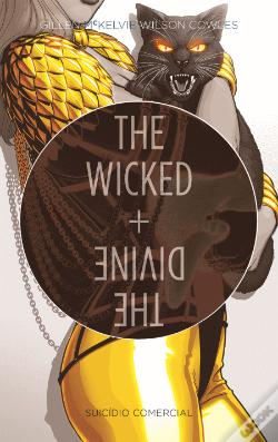 Wook.pt - The Wicked + The Divine - Volume 3