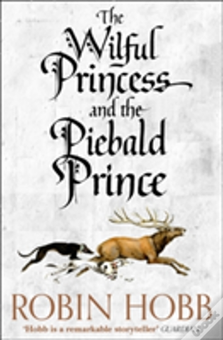 Wook.pt - The Wilful Princess And The Piebald Prince
