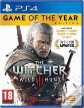 The Witcher 3 : Wild Hunt - Game of The Year Edition PS4