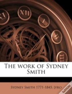 Wook.pt - The Work Of Sydney Smith