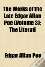 The Works Of The Late Edgar Allan Poe (V