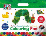 The World Of Eric Carle The Very Hungry Caterpillar And Friends Colouring Pad