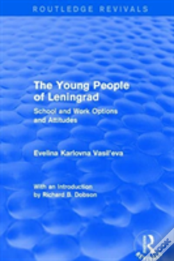 Wook.pt - The Young People Of Leningrad