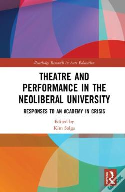 Wook.pt - Theatre And Performance In The Neoliberal University