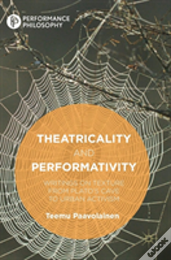 Wook.pt - Theatricality And Performativity
