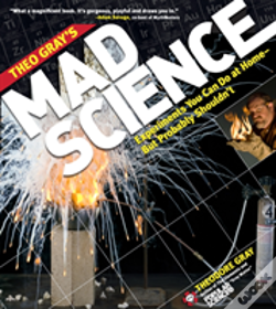 Wook.pt - Theo Gray'S Mad Science