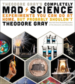 Wook.pt - Theodore Gray'S Completely Mad Science