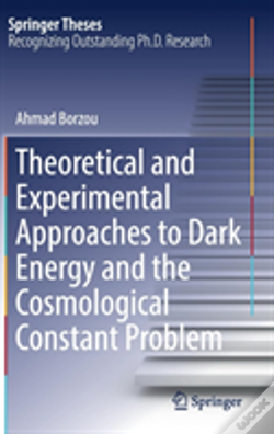 Wook.pt - Theoretical And Experimental Approaches To Dark Energy And The Cosmological Constant Problem