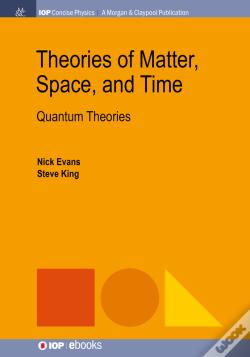 Wook.pt - Theories Of Matter, Space, And Time