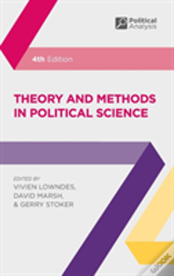 Wook.pt - Theory And Methods In Political Science