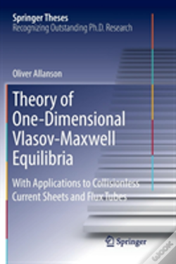 Wook.pt - Theory Of One-Dimensional Vlasov-Maxwell Equilibria