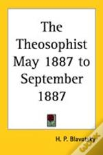 Theosophist May 1887 To September 1887