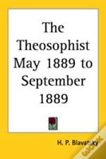 Theosophist May 1889 To September 1889