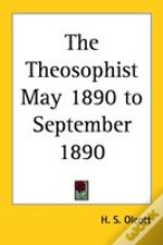 Theosophist May 1890 To September 1890