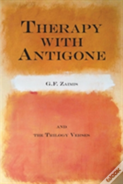 Wook.pt - Therapy With Antigone: & The Trilogy Verses