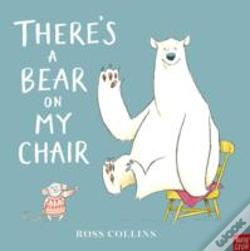 Wook.pt - There'S A Bear On My Chair