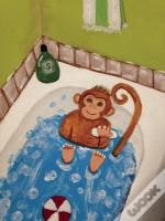 There'S A Monkey In My Bathroom