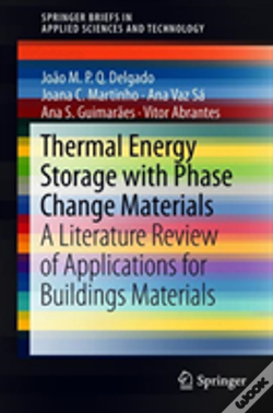 Wook.pt - Thermal Energy Storage With Phase Change Materials