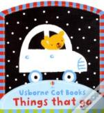 Things That Go Cot Book