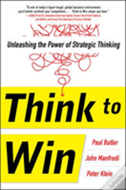 Wook.pt - Think To Win: Unleashing The Power Of Strategic Thinking