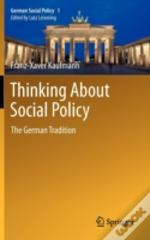 Thinking About Social Policy