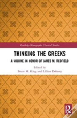 Wook.pt - Thinking The Greeks