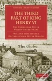 Third Part Of King Henry Vi, Part 3
