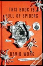 This Book If Full Of Spiders