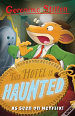 Wook.pt - This Hotel Is Haunted