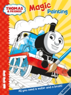 Wook.pt - Thomas & Friends: Magic Painting