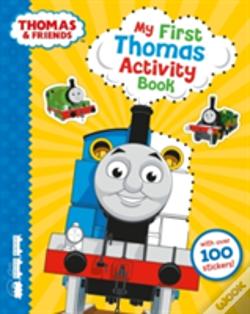 Wook.pt - Thomas & Friends: My First Thomas Activity Book