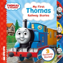 Wook.pt - Thomas & Friends: My First Thomas Railway Stories
