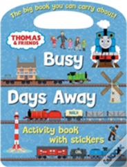 Thomas And Friends Busy Boys Activity Book
