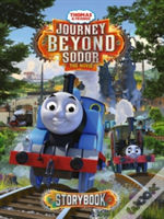 Thomas And Friends: Journey Beyond Sodor Movie Storybook