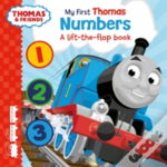 Thomas & Friends: My First Thomas Numbers (A Lift-The-Flap Book)