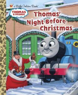 Wook.pt - Thomas' Night Before Christmas (Thomas & Friends)