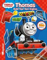 Thomas Railway Engineers: Build Your Own Engine Sticker Book