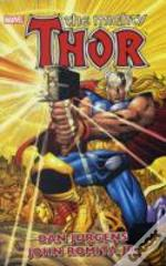 Thor By Dan Jurgens And John Romita Jr.