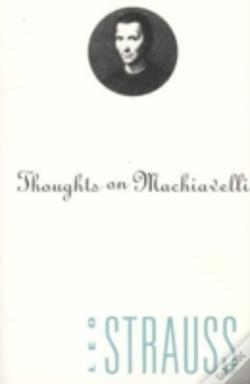 Wook.pt - Thoughts On Machiavelli