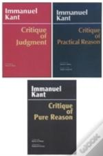 Three Critiqueswith Critique Of Practical Reasonand Critique Of Judgment