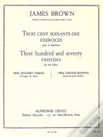 Three Hundred and Seventy Exercices for the Oboe