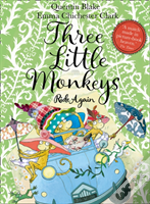 Three Little Monkeys On Holiday
