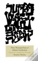 Three Thousand Years Of Hebrew Verse